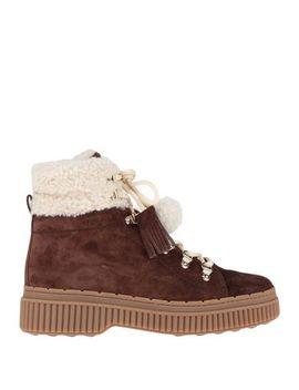 Tod's Полусапоги и высокие ботинки   Обувь by Tod's