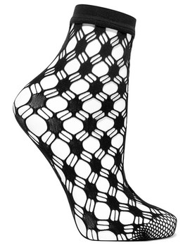 Chaussettes En Résille Athina by Wolford