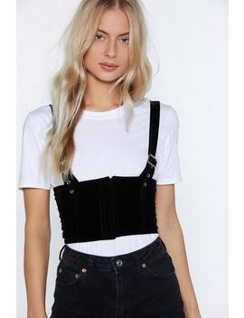 Family Ties Harness Belt by Nasty Gal