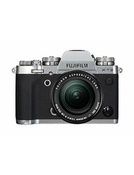 Fujifilm X T3 With Xf18 55mm Lens   Silver by Fujifilm