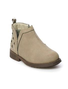 Osh Kosh B'gosh® Toddler Girls' Short Ankle Boots by Osh Kosh B'gosh