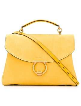 Gancini Top Handle Bag by Salvatore Ferragamo