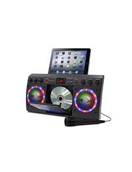 I Karaoke Ks303 B Bt Bluetooth Cd&G Karaoke System, Black by I Karaoke