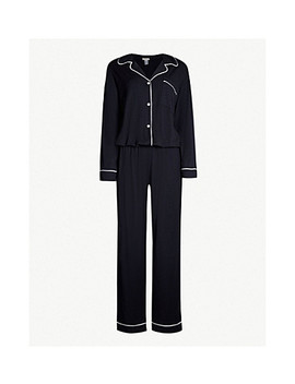Gisele Stretch Modal Jumpsuit by Eberjey