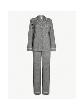 Bobby Long Knitted Pyjama Set by Eberjey