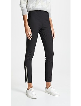 Simone Zipper Pants by Rag & Bone