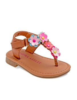 Laura Ashley Lifestyles Floral Toddler Girls' Sandals by Kohl's