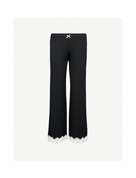 Lady Godiva Jersey Pyjama Bottoms by Eberjey