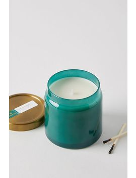 Aspen Bay Glass Candle by Aspen Bay