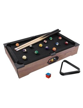 Buxton Tabletop Billiards by Buxton