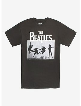 The Beatles Jump Photo T Shirt by Hot Topic