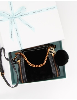 Jess Leather Handbag Gift Pack by Belle & Bloom