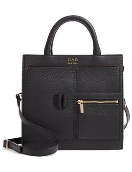 Mini Kit Leather Satchel by Oad New York