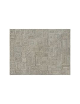Presley Arctic Heathered Rug 9x12 by Crate&Barrel