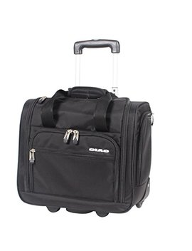 Ciao Luggage Carry On Suitcase Wheeled Airplane Weekender Under The Seat Bag by Ciao