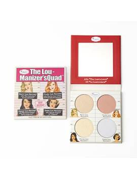 The Balm The Lou Manizer's Quad Highlight Palette by Kohl's
