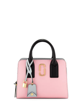 Little Big Shot Saffiano Tote Bag by Marc Jacobs
