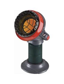 Mr. Heater F215100 Mh4 B Little Buddy 3800 Btu Indoor Safe Propane Heater, Medium by Mr. Heater