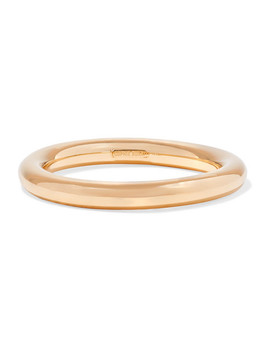 Gold Vermeil Bangle by Sophie Buhai