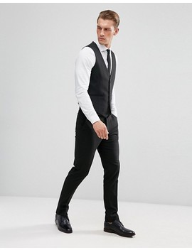 Asos Design Skinny Suit Pants In Black by Asos Design