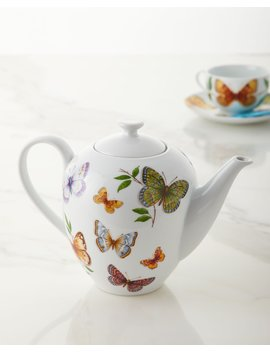 Butterfly Teapot by Neiman Marcus