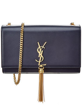 Saint Laurent Kate Tassel Medium Leather Shoulder Bag by Saint Laurent