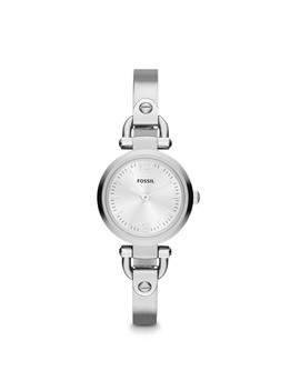 Georgia Mini Stainless Steel Watch by Fossil
