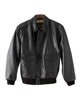 Men's Excelled A 2 Leather Bomber Jacket by Kohl's