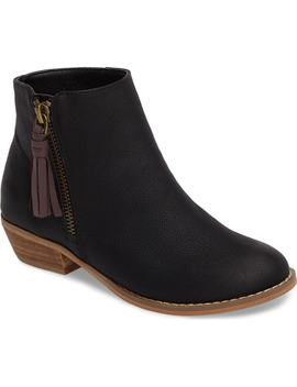 Harper Zip Bootie by Tucker + Tate