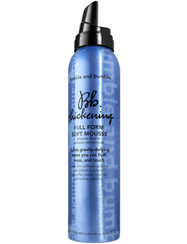 Thickening Full Form Soft Mousse by Bumble And Bumble