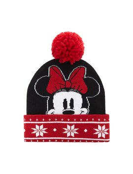Minnie Mouse Beanie by Forever 21