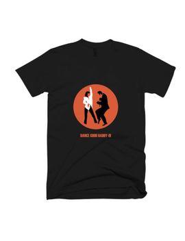 Pulp Fiction Dance Good Daddy Men's / Women's T Shirt by Gildan