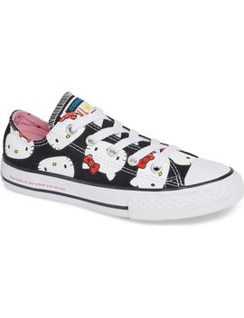 Chuck Taylor® All Star® Hello Kitty® Sneaker by Converse