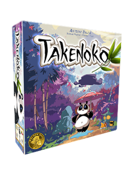 Takenoko Strategy Board Game by Takenoko