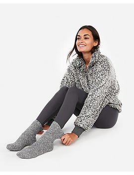 Cozy Marled Boot Socks by Express