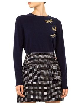Nelina Dragonfly Sweater by Ted Baker