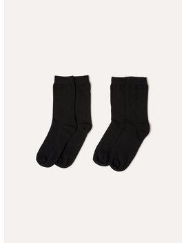 Crew Sock 2pk by