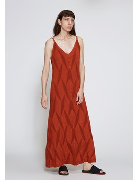 Flare Camisole Dress by Issey Miyake