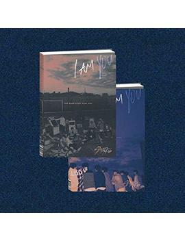 Stray Kids   I Am You [Random Ver.] (3rd Mini Album) Cd+Photobook+3 Qr Photocards+Pre Order Benefit+Folded Poster+Extra Photocards Set by Jyp Entertainment