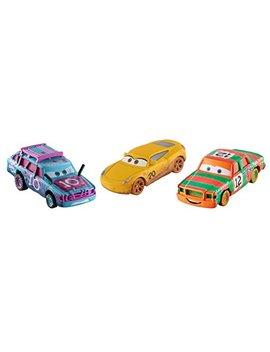 Disney/Pixar Cars Die Cast Crazy 8 Vehicles, 3 Pack by Disney