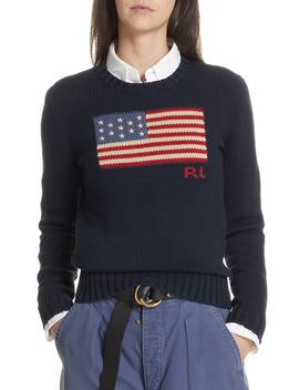 Flag Sweater by Polo Ralph Lauren