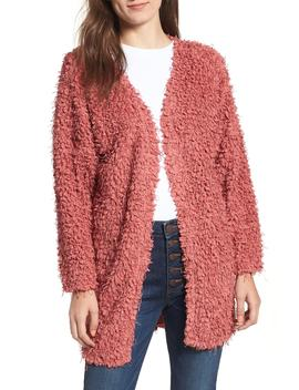 Here We Go Again Eyelash Cardigan by Somedays Lovin