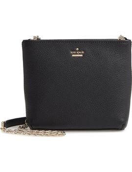 Jackson Street   Ellery Leather Crossbody Bag by Kate Spade New York