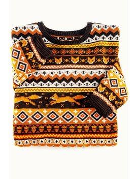 The Fantastic Fox Sweater by Kiel James Patrick