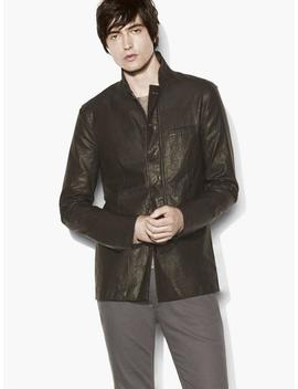 Coated Lightweight Jacket by John Varvatos