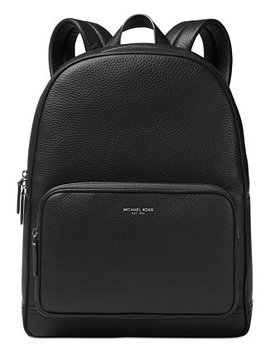 Men's Bryant Leather Backpack by Michael Kors
