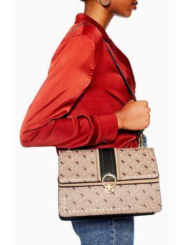 Madrid Monochrome Shoulder Bag by Topshop