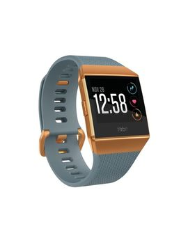 Fitbit Ionic Smartwatch Fitness Activity Tracker One Size (S&L Bands Included) by Ebay Seller