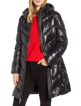 Packable Quilted Down Jacket by Michael Michael Kors