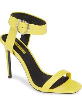 Ria Hi Skinny Sandal by Topshop